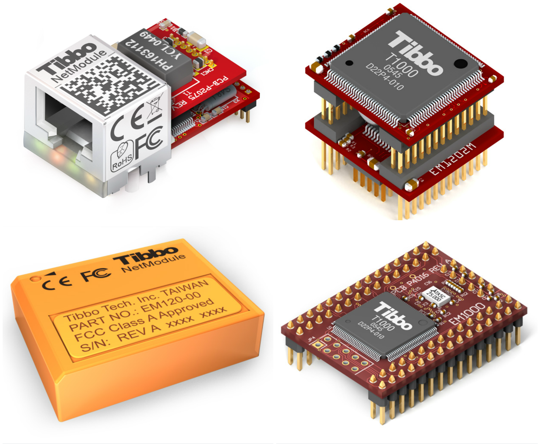 Tibbo Modules