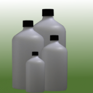 250ml Polyethene Bottle