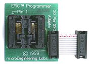 20 Pin SSOP Adapter
