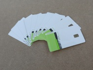 Time Recording user cards pack of 10