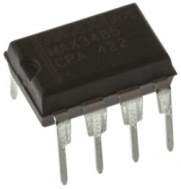 Line Transceiver, RS-422, RS-485, 3.3 V, 8-Pin PDIP