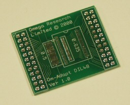 DIL48 Surface Mount Adaptor