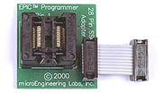 28 Pin SSOP Adapter