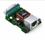EM1202-EV BASIC Programmable Ethernet Board