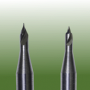 60° tip, 1/8 inch shank, 1.42 inches long