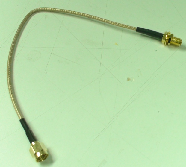 Reverse SMA-Male Female Cable